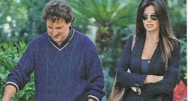 Leonardo Pieraccioni e Laura Torrisi, no crisi: insieme all'asilo con la figlia