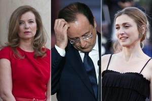 """Valerie Trierweiler, il libro-bomba: """"Hollande mi strappò i sonniferi di mano"""""""
