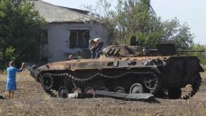 Stranieri che combattono in Ucraina: italiano di Casapound, spagnolo filo-Lenin