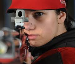 Petra Zublasing vince l'oro ai Mondiali di tiro a segno di Granada