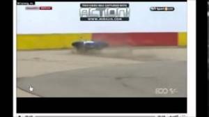 Valentino Rossi (VIDEO) brutta caduta durante MotoGp Aragona