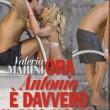 """Valeria Marini e Antonio Brosio, lei ammette: """"Dopo divorzio finalmente serena"""""""