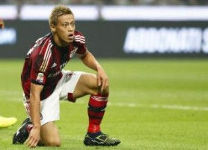 Video gol, Empoli-Milan: Keisuke Honda segna una rete pesantissima