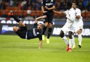 Inter abbatte tabù Atalanta con prodezza Osvaldo