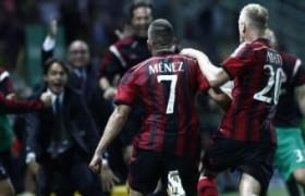 Video gol e pagelle, Parma-Milan 4-5: Jeremy Menez tacco da fuoriclasse