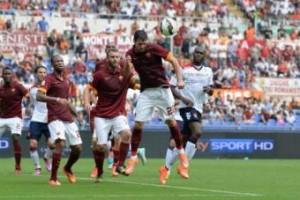 Video gol e pagelle. Roma-Cagliari 2-0, Genoa-Lazio 0-0, Sassuolo-Sampdoria 0-0