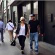Wanda Nara e Mauro Icardi, shopping a Milano