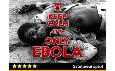 Ebola, gaffe del blog BeppeGrillo: foto falsa sul rischio contagio