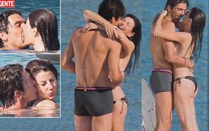 Baci tra Buffon e la D'Amico: felicità attira odio. Selvaggia Lucarelli, Libero