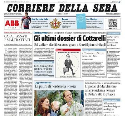Casa tassati e maltrattati massimo fracaro e nicola for Corriere della casa