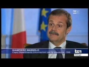 """Il capo dell'Intelligence: """"È una guerra, l'Italia c'è e questo ci mette a rischio"""""""