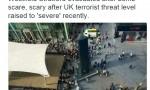 Londra, falso allarme bomba in un centro commerciale FOTO