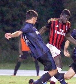 Isaac Akuetteh, condizioni stazionarie per il giovane talento del Milan