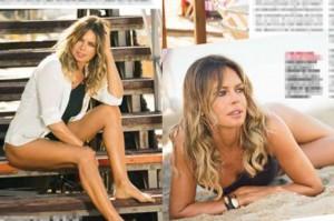 Paola Perego e l'intervista a Gente
