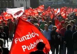 """Statali, manifestazione nazionale sabato 8 novembre """"per difendere il salario"""""""