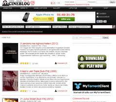 CineBlog chiuso. Sequestrato il sito per guardare film in streaming