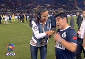 """Maradona attacca Icardi: """"Non doveva giocare..."""" VIDEO"""