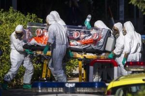 Ebola, in Sierra Leone per 4 giorni non si potrà uscire di casa