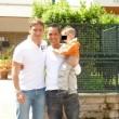 """Francesco Totti ricorda Stefano De Amicis e figlio Cristian: """"Immensa tristezza"""""""