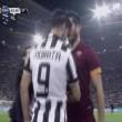 Juventus-Roma: 2 giornate squalifica a Manolas, 1 a Morata