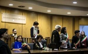 Stefano Cucchi, in appello tutti assolti: la lettura della sentenza VIDEO