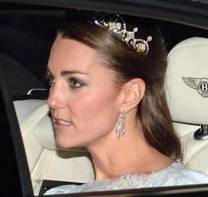 Kate Middleton: parto entro aprile, le nausee migliorano