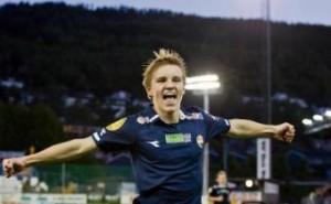 Norvegia. Martin Odegaard da record: Nazionale a 15 anni (VIDEO)