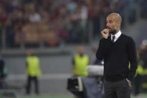 """Roma-Bayern 1-7. Guardiola: """"Miei sanno fare male ma non c'è questo gap"""""""