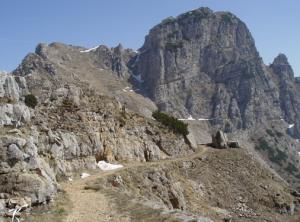 Vicenza, alpinista muore colpito da sassi sul Pasubio