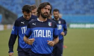 Nazionale, Andrea Pirlo torna ed è subito titolare