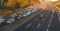 Incidente su A1 Van contro tir Morte 6 persone vicino a Roma