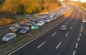 Colleferro (Roma), incidente stradale sull'A1: 6 morti, anche una bambina