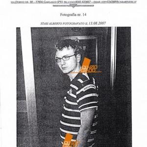Garlasco: Alberto Stasi, dna, unghie di Chiara Poggi. Periti contro in tribunale