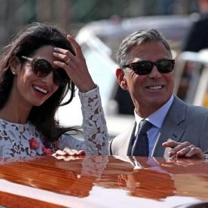 George Clooney e Amal Alamuddin sposi. Il conto? 13 milioni di dollari...