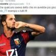 """Luca Antonini gol contro Allegri, la moglie Benedetta si gode la """"vendetta"""" 01"""