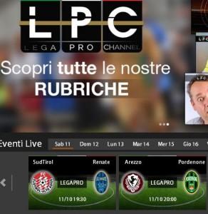 Arezzo-Pordenone: diretta streaming su Sportube.tv, ecco come vederla