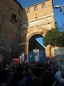 """Marcia della Pace Perugia-Assisi, gli organizzatori: """"Siamo in 100mila"""""""