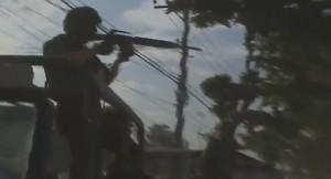 Sparatoria in diretta a Rio de Janeiro tra polizia e banditi. Il video