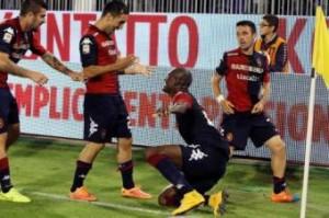 Video gol e pagelle. Inter-Sampdoria 1-0 e Cagliari-Milan 1-1: Icardi-Ibarbo top