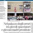 Caivano, Napoli. Fortuna Loffredo, girone dantesco: pedofilia, prostituzione, droga