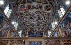 Papa Francesco affitta la Cappella Sistina a Porsche: è la prima volta