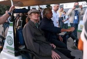 """M5s a Roma. Gianroberto Casaleggio ai giornalisti"""": """"Toglietevi dai c..."""""""