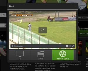 Catanzaro-Cosenza 1-2: diretta streaming su Sportube.tv, ecco come vederla