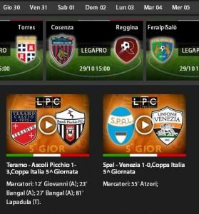 Cosenza-Reggina: diretta streaming su Sportube.tv, ecco come vederla