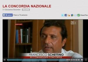 """Costa, """"Concordia Nazionale"""": l'inchiesta di Giovanna Boursier VIDEO"""