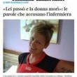 Daniela Poggiali, infermiera Lugo accusata di uccidere pazienti. Ammiratori le scrivono