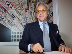 """Diego Della Valle propone referendum: """"Volete Marchionne via dall'Italia?"""""""