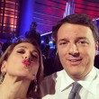 Barbara D'Urso e Matteo Renzi, i selfie su Twitter FOTO