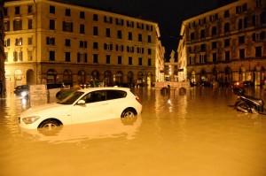 Genova. Alluvione. Tar non bloccò i lavori, fondi dispersi a caccia di consensi?