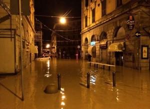 """Genova, """"Io non rischio l'alluvione"""" non si farà 11 e 12 ottobre"""